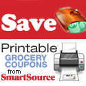 Print FREE coupons from Smartsource.com