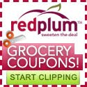 Print FREE coupons from Redplum.com